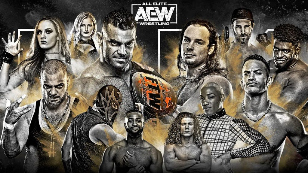 AEW Dark Results (3/16): Team Taz In Tag Action